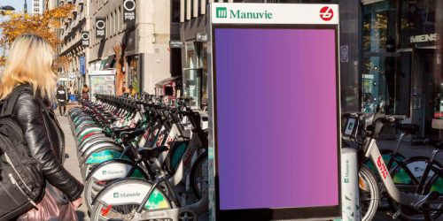 Outfront Media, BIXI offer advertising faces