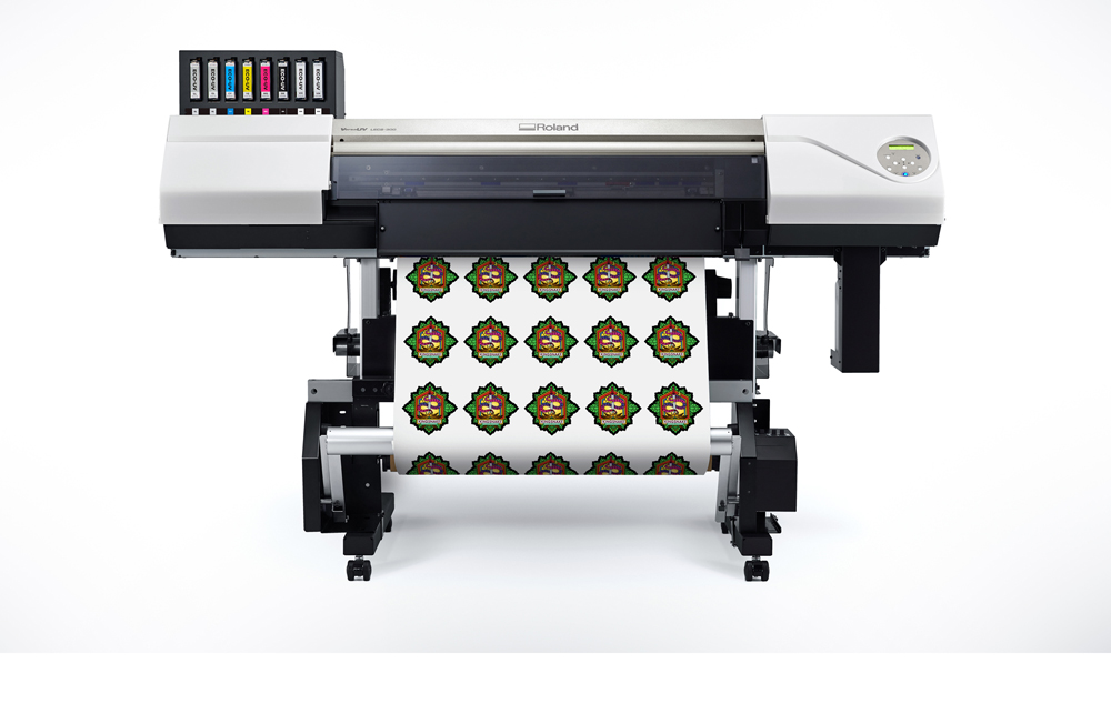 New Value-packed VersaUV LEC2-300 Printer/Cutter