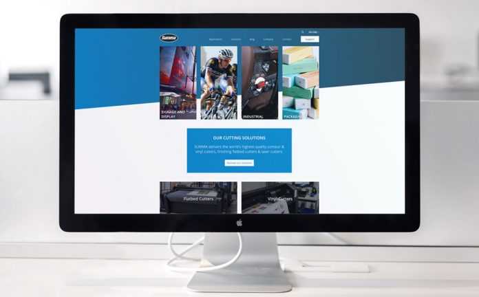 Summa Launches New Engaging Web Site