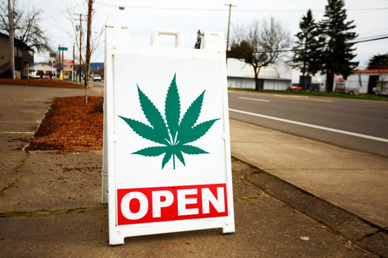 Blunt Facts About Marijuana Signs