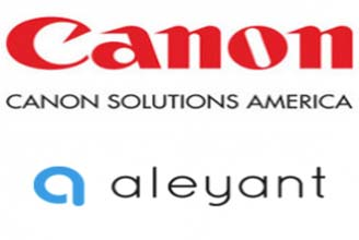 Canon U.S.A. Partners with Software Firm Aleyant