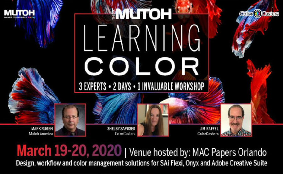 Create New Learning Color Workshop