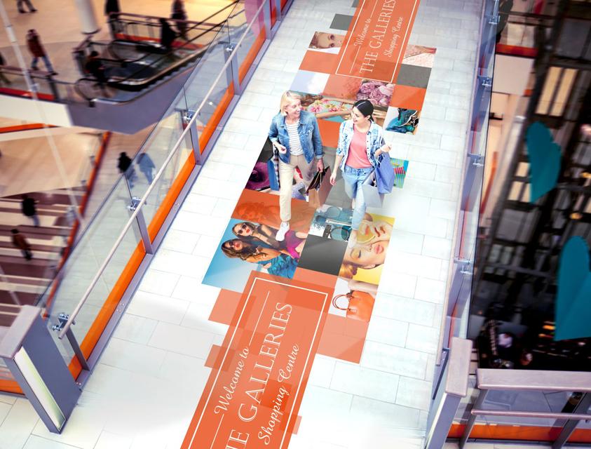 New Drytac Polar SandTac Floor