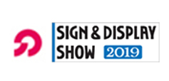 SIGN & DISPLAY SHOW 2019