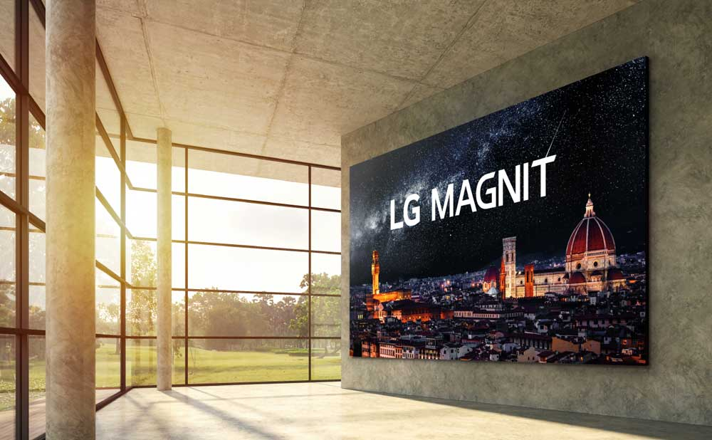 New Micro LED Signage Solution